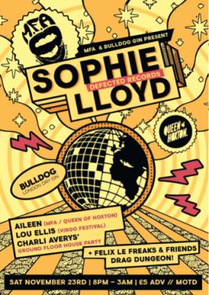 MFA w/ Sophie Lloyd  (Classic Music Company)