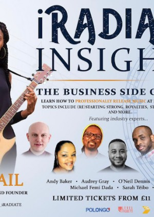 iRadiate Insights Online: The Business Side Of Music