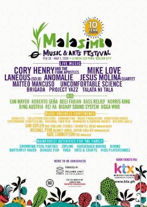 Malasimbo 2020 (February 29, 2020 Sat)