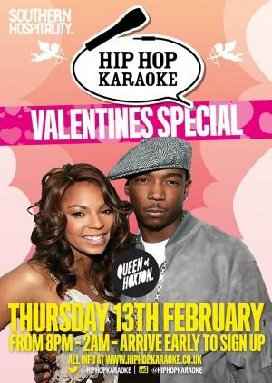 Hip Hop Karaoke: Valentines Special
