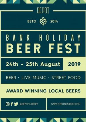 DEPOT Bank Holiday Beer Fest
