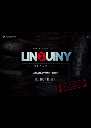 Linquiny the black edition linquiny buy tickets event hosted by malvernweather Choice Image