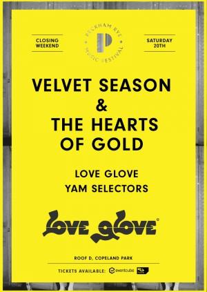 PRMF2017: Love Glove