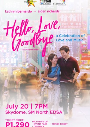 Hello, Love, Goodbye Concert