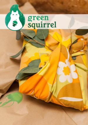 Green Squirrel Voucher