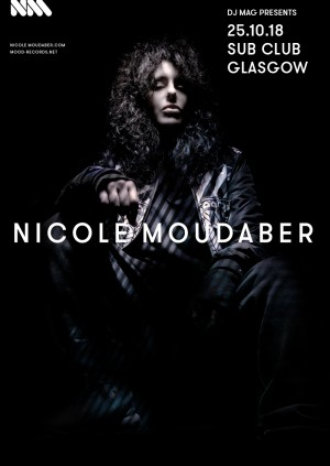 DJ Mag Sessions presents ・Nicole Moudaber