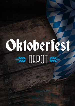 DEPOT Presents : Oktoberfest