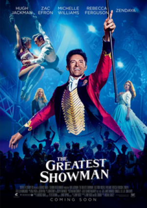 Rooftop Film Club: The Greatest Showman (2017)