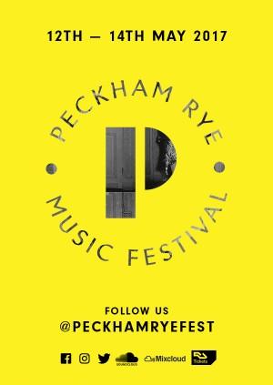 Peckham Rye Music Festival 2017