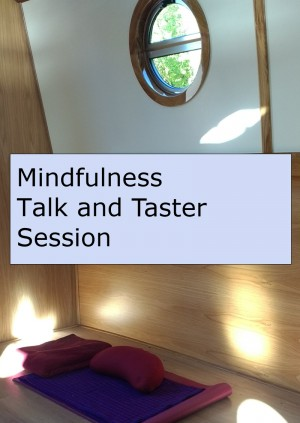 Mindfulness - Talk & Taster