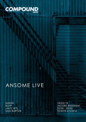 Compound presents Ansome Live