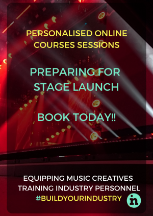 INfocus Online Courses  - Preparing for Stage Launch