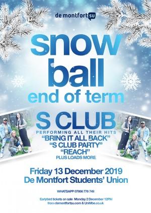 Snow Ball ft. S Club
