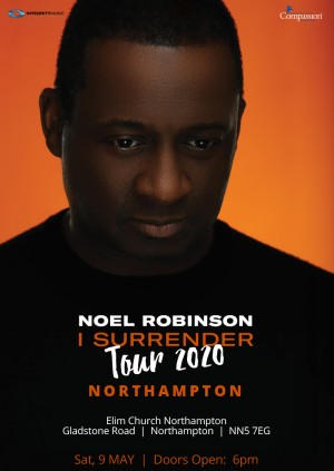 I Surrender Tour 2020 - Northampton