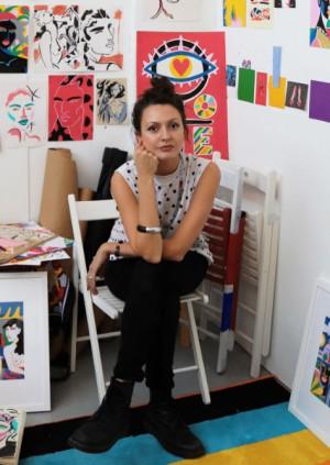 Lynnie Z exhibition launch