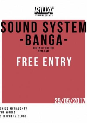 Rilla@ Presnets Sound System Shutdown