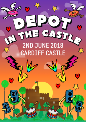 DEPOT IN THE CASTLE 2018