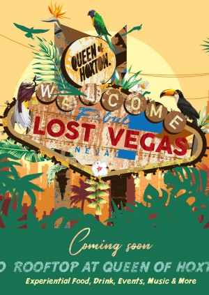 Summer Rooftop Launch - Lost Vegas
