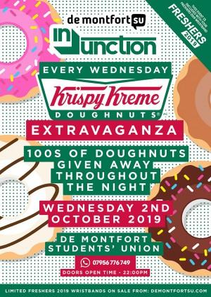 Injunction Krispy Kreme Extravaganza