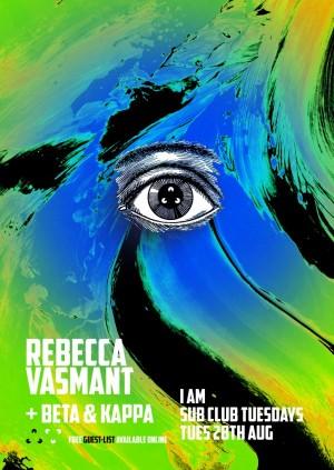 I AM - Rebecca Vasmant
