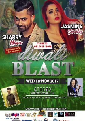 Diwali Blast - Leicester