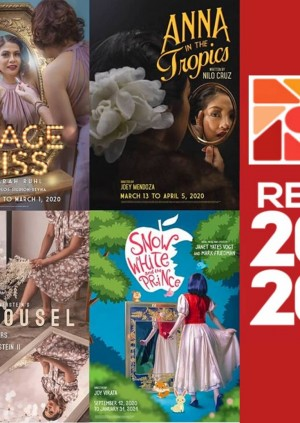 Repertory Philippines Season Pass