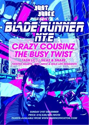 NYE Blade Runner Special
