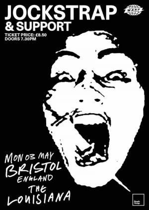 Jockstrap, live in Bristol
