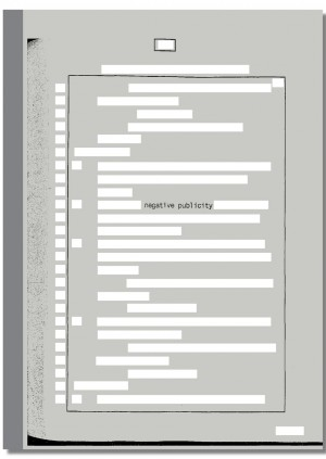 Negative Publicity: a CIA expose