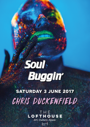 Soul Buggin' presents Chris Duckenfield (Swag / Hope Works, Sheffield)