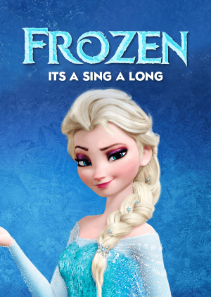 Frozen - It's a singalong!