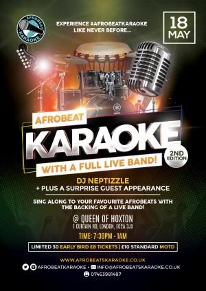 Afrobeat Karoake