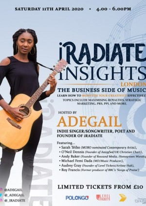 iRadiate Insights: The Business Side of Music