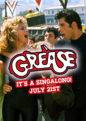 Grease the Movie Singalong