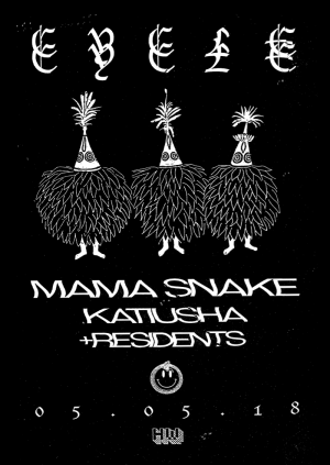 CYCLE: Mama Snake, Katiusha