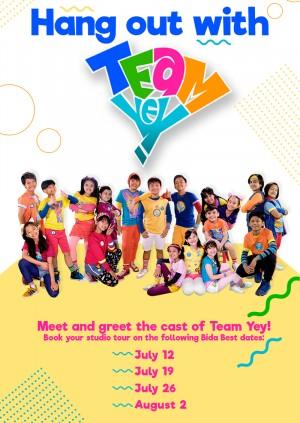 Team YeY Meet and Greet