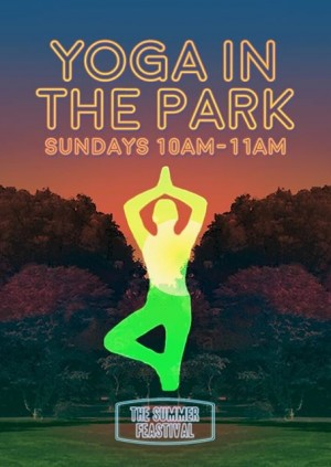 Summer Feastival: Yoga In The Park