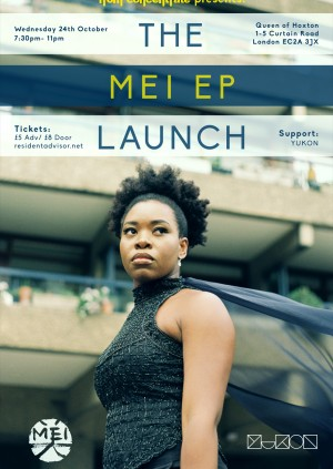 From Concentrate Presents: The MEI EP Launch