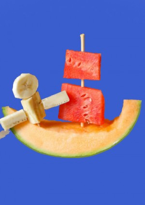 The Fruity Boat