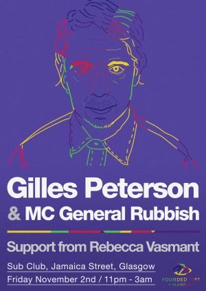 Gilles Peterson ・Rebecca Vasmant