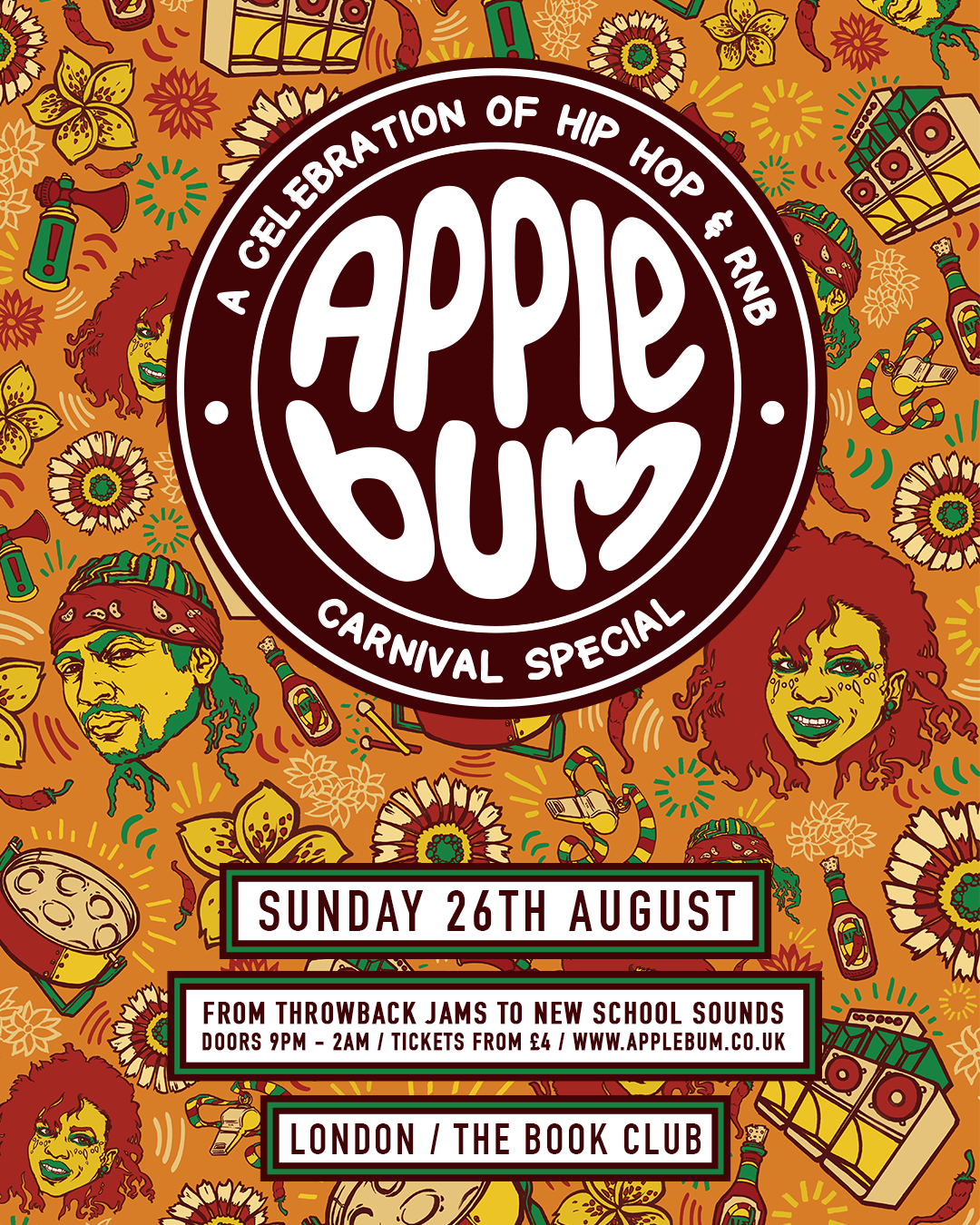 Applebum / Carnival Special
