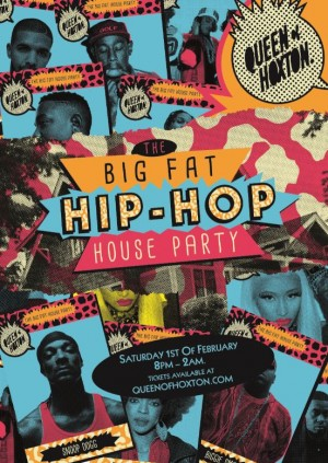 Big Fat Hip Hop House Party
