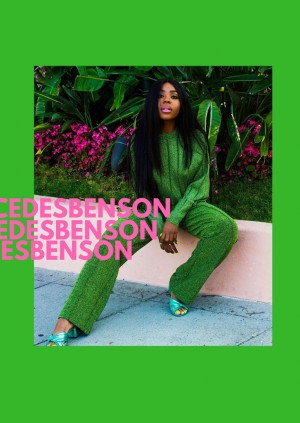 THE SITDOWN with MERCEDES BENSON