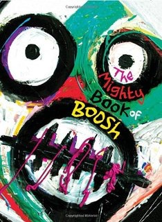 Art Macabre: The Mighty Boosh Special