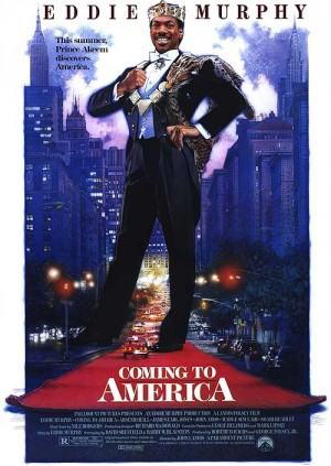 Rooftop Film Club: Coming to America