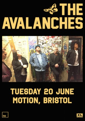 Simple Things presents The Avalanches