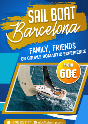 Excursiones en Velero / Open Sail ilng Cruise