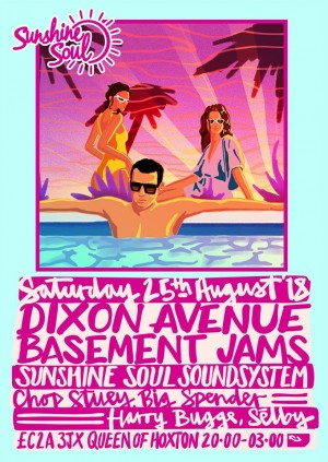 Sunshine Soul present: The Day & Night Summer Party