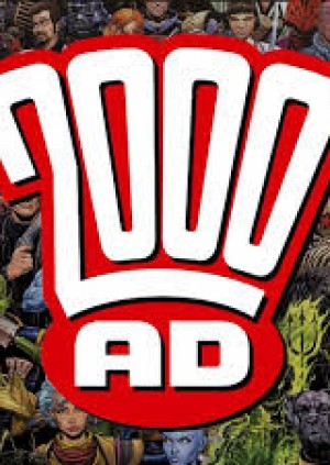 2000AD at 40: A Tale of Two Thargs