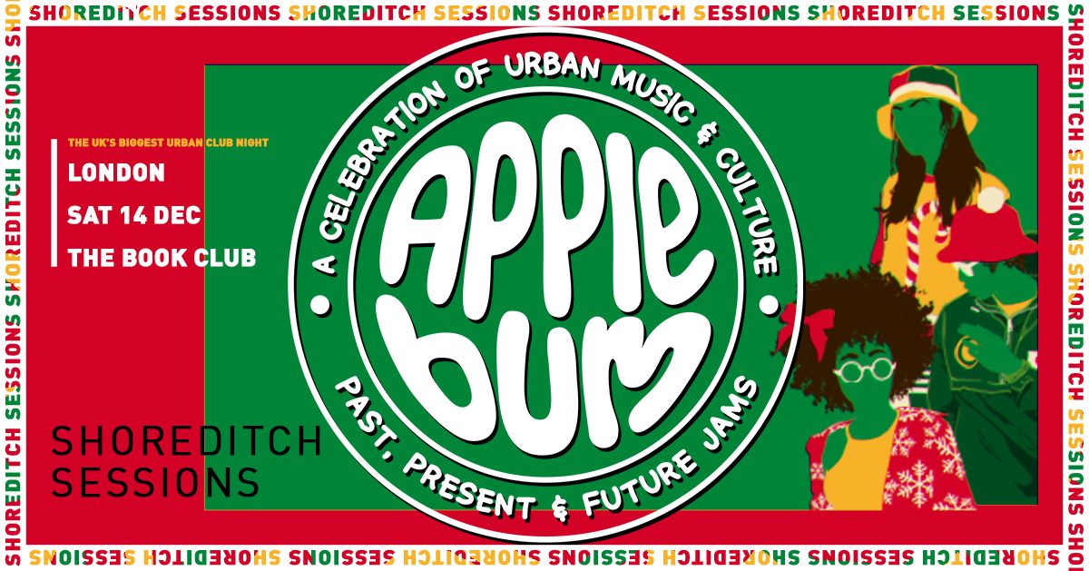 Applebum / London / Shoreditch Sessions